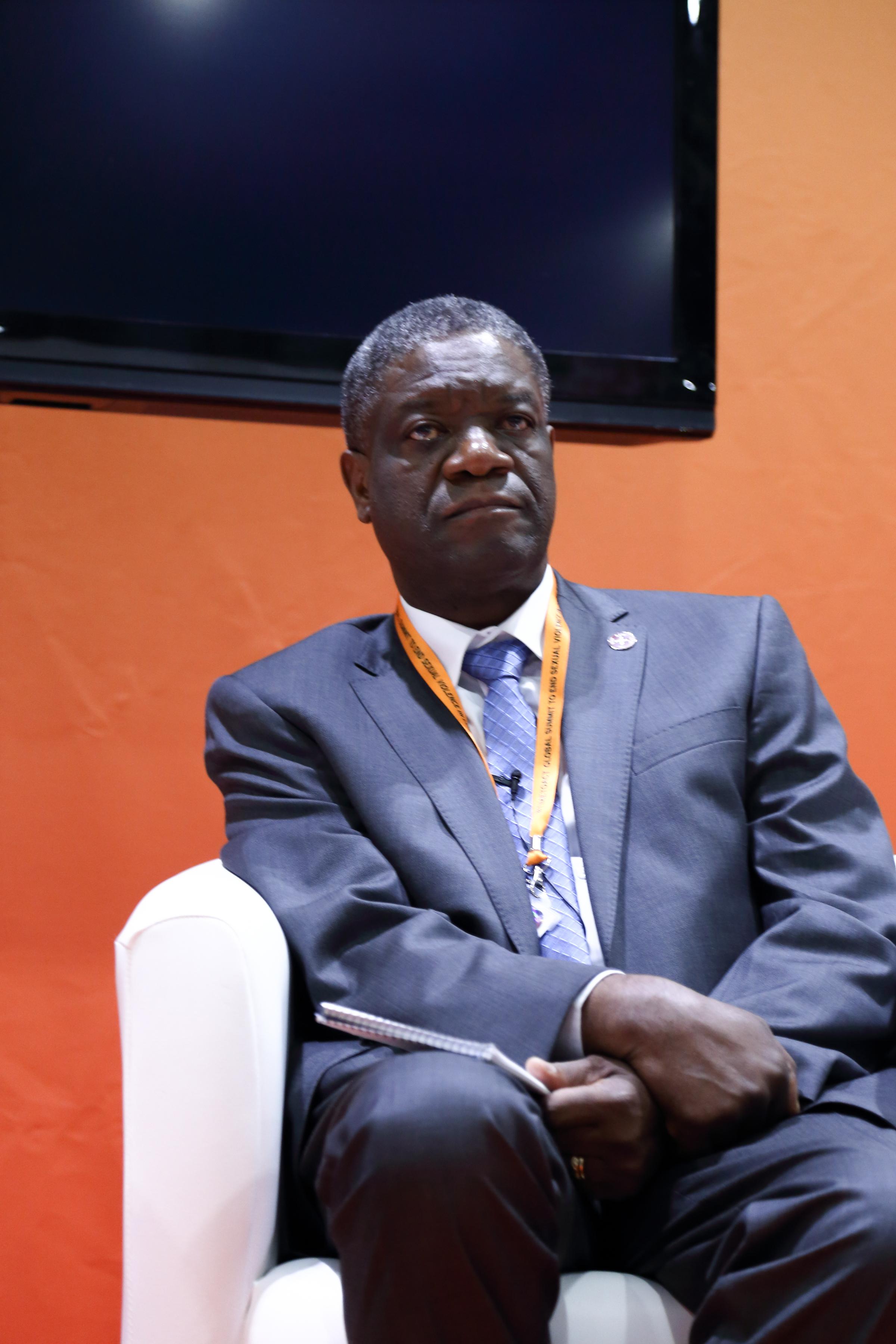 Dr Drenis Mukwege